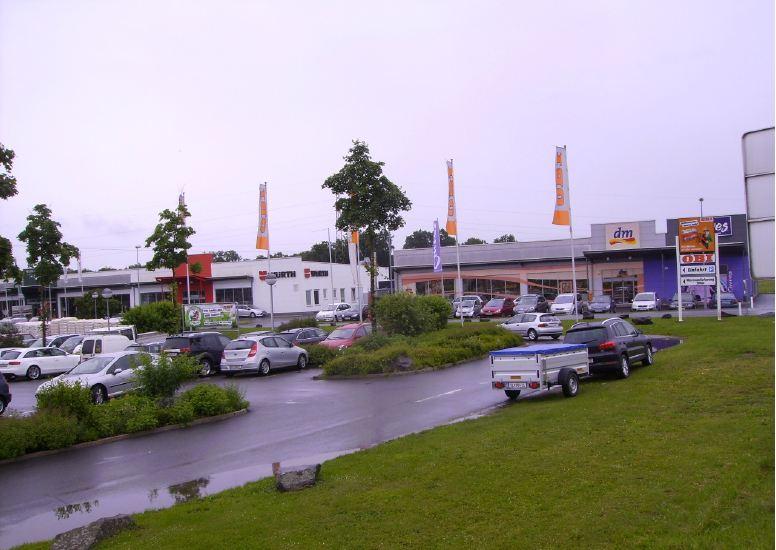 Fachmarktzentrum Gralla/Leibnitz