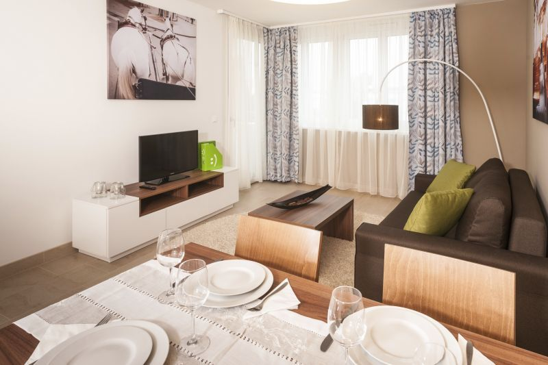 IG Serviced Apartments Campus Lodge 1020 / Prater / WU