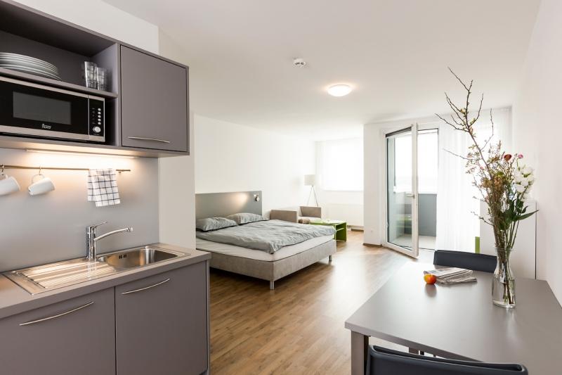room4rent Kurzzeit-Wohnen Suite