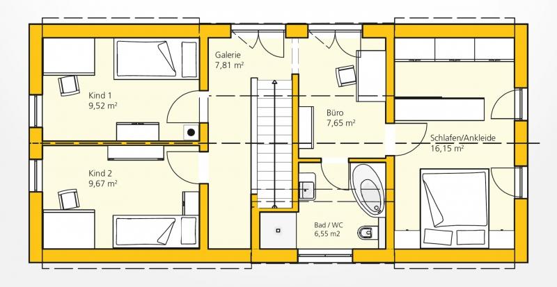 Kompakthaus 122 /  / 3382 / Bild 2
