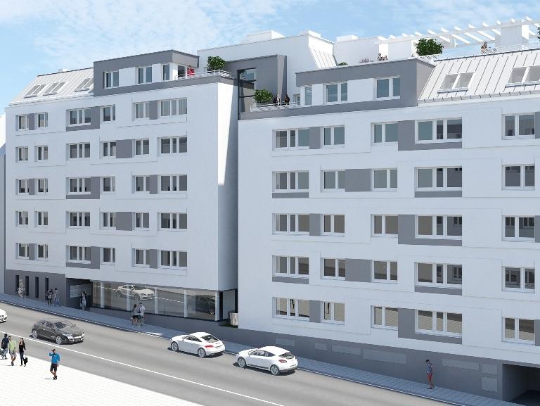 Ideal f�r P�rchen oder Familien - 3 Zimmer mit gro�em Balkon - Top 23