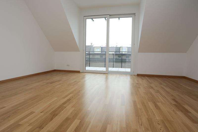 Dachgeschosswohnung mit 3 Zimmer in Siebenhirten - SOFORT BEZIEHBAR - Erstbezug