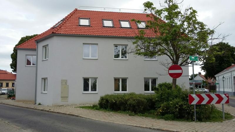 Erstbezug nach Sanierung- Maisonettenwohnung mit Terrasse