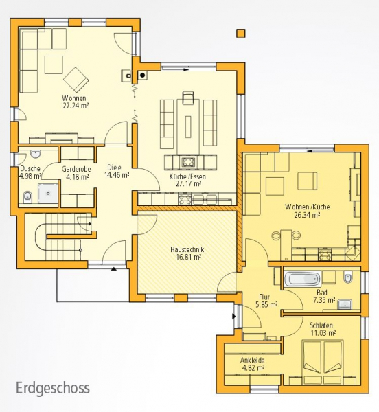 Innovationshaus 240 - Das Mehrgenerationenhaus /  / 2334Vösendorf / Bild 3