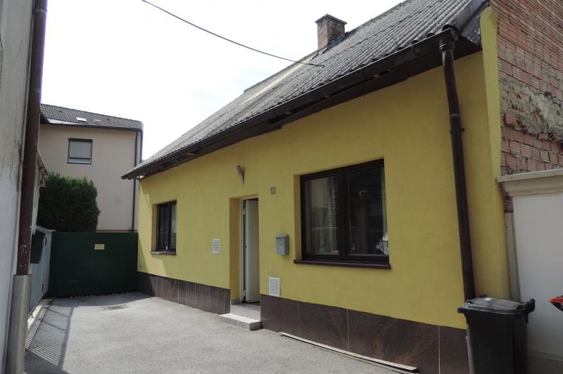 PREISZUCKERL-kleines Haus ohne Garten