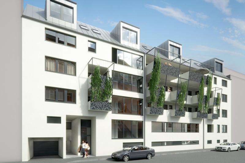 gbild -- PROVISIONSFREI! - Tolles Neubauprojekt zur Anlage und Vorsorge! /  / 1170Wien / Bild 1