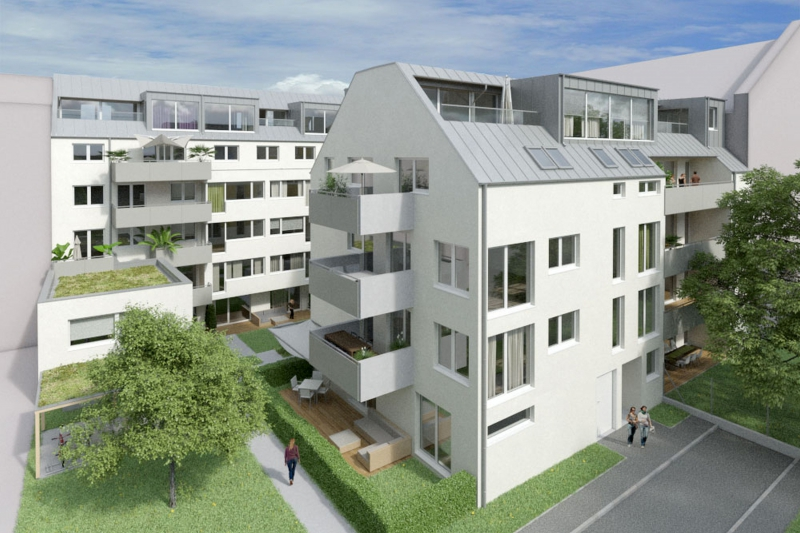 gbild -- PROVISIONSFREI! - Tolles Neubauprojekt zur Anlage und Vorsorge! /  / 1170Wien / Bild 2