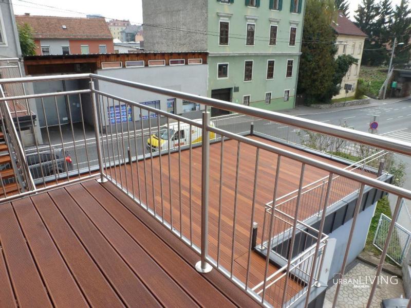 Stadtwohnung mit Balkon