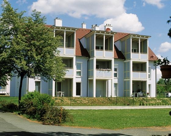 Provisionsfreie geförderte  4-Zimmer-Wohnung mit ZWEI großen Loggien