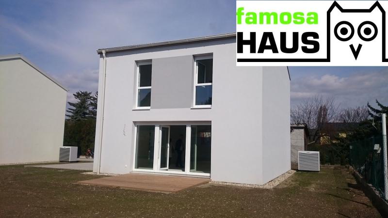 Alleineigentum: ziegelmassives Einfamilienhaus, vollunterkellert mit Traumgarten. TÜV-Austria baubegleitet!