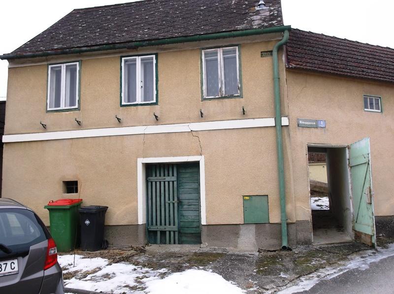 Bastlerhaus zum kleinen Preis