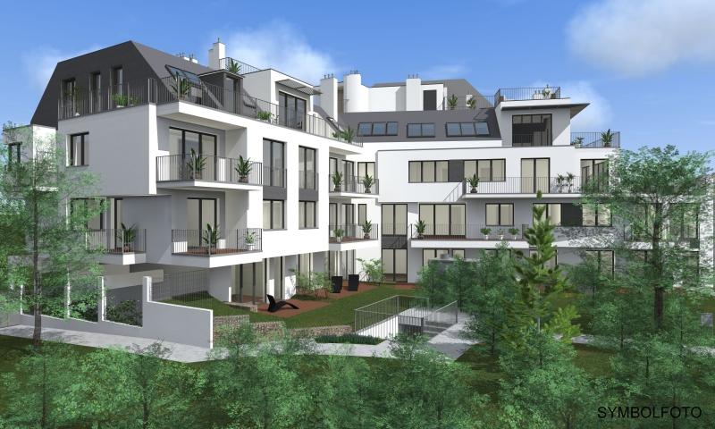 Moderne 3 Zimmer Wohnung mit Garten!