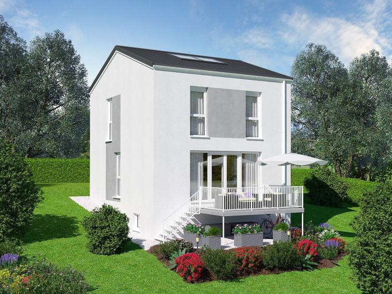 Geräumiges Einzelhaus, vollunterkellert mit Grundstück und herrlicher Aussicht.