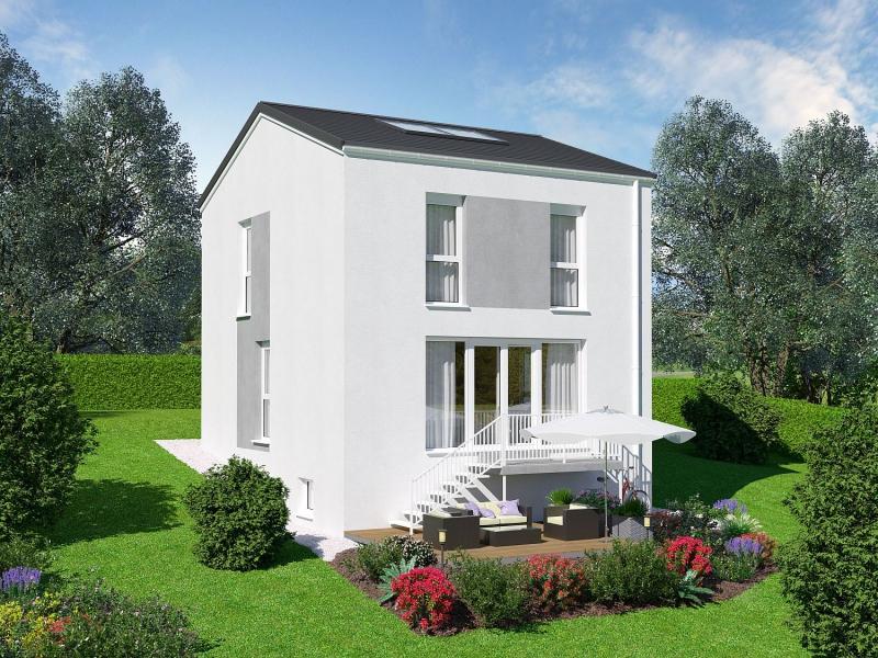Ziegelmassives Einfamilienhaus mit Vollunterkellerung, Traumgarten und herrlicher Aussicht.