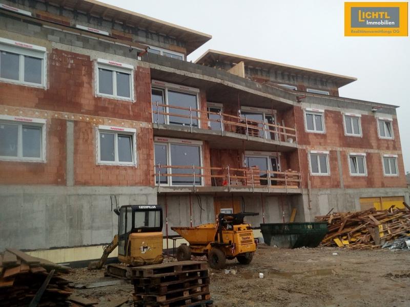 Eigentumswohnungen im Bau, jetzt vorreservieren /  / 2410Hainburg an der Donau / Bild 1