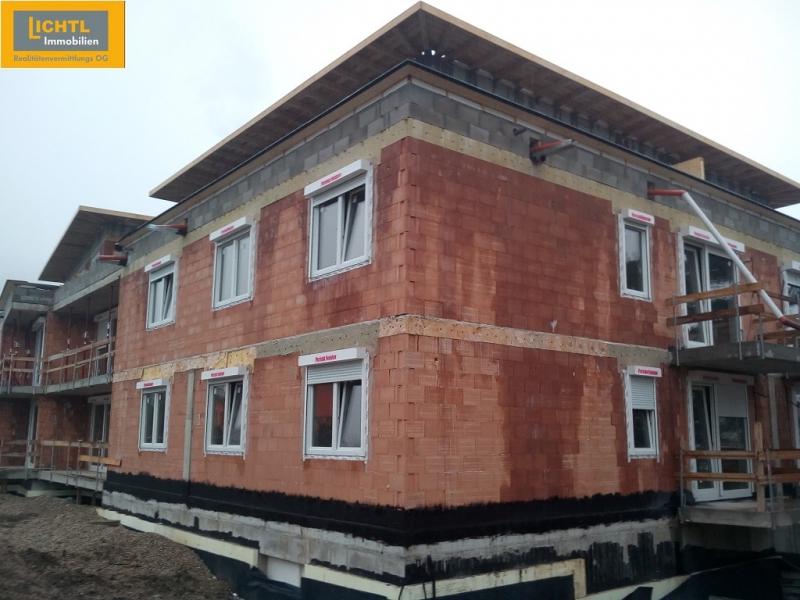 Eigentumswohnung im Niedrigenergiehaus, Fertigstellung in Kürze
