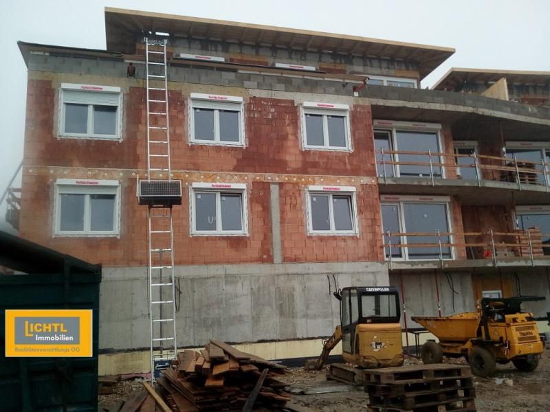 Eigentumswohnung im Niedrigenergiehaus, Fertigstellung in Kürze /  / 2410Hainburg an der Donau / Bild 1