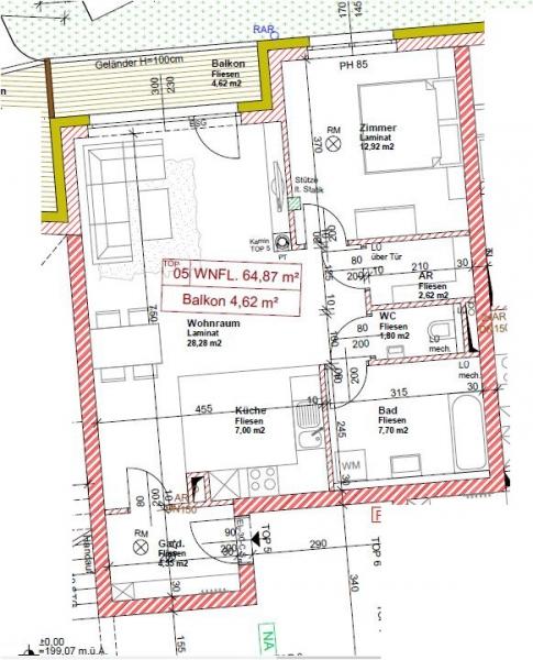 Neue Eigentumswohnungen Nähe Bad Deutsch Altenburg, Wolfsthal, Berg, Kittsee  /  / 2410Hainburg an der Donau / Bild 1