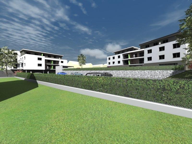 Zweizimmer- Wohnungsneubau mit Südwest- Loggia /  / 2410Hainburg an der Donau / Bild 2