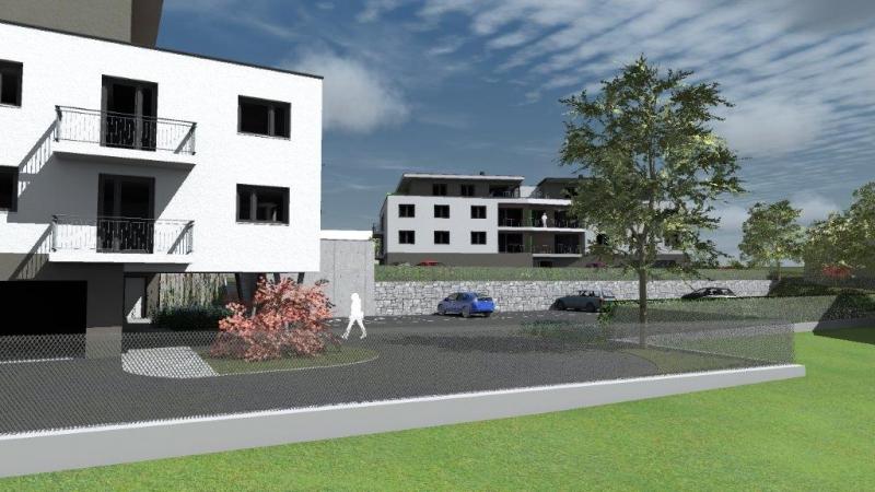 Zweizimmer- Wohnungsneubau mit Südwest- Loggia /  / 2410Hainburg an der Donau / Bild 3