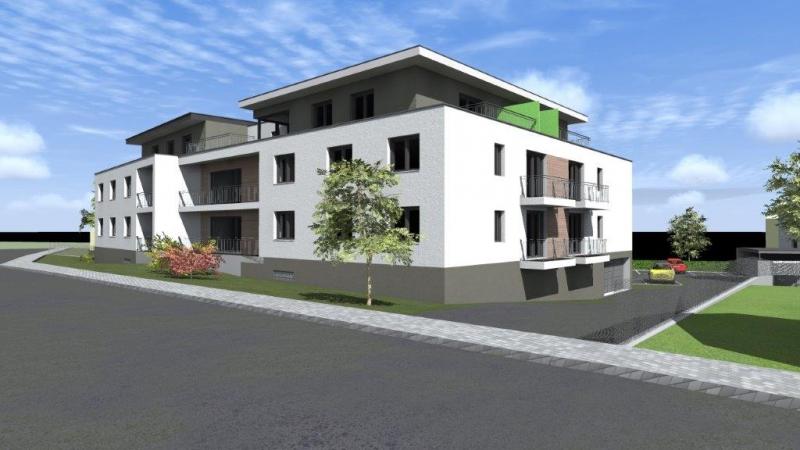 Zweizimmer- Wohnungsneubau mit Südwest- Loggia /  / 2410Hainburg an der Donau / Bild 5