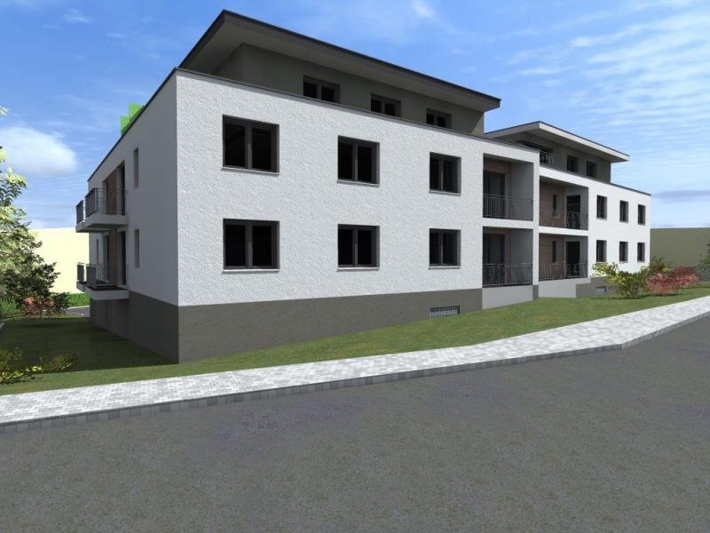 Zweizimmer- Wohnungsneubau mit Südwest- Loggia /  / 2410Hainburg an der Donau / Bild 6