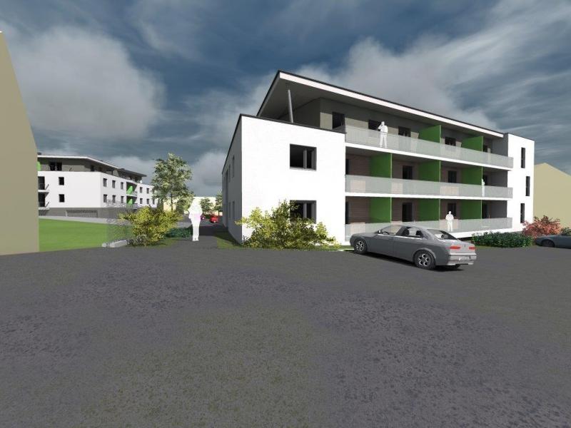 Zweizimmer- Wohnungsneubau mit Südwest- Loggia /  / 2410Hainburg an der Donau / Bild 7