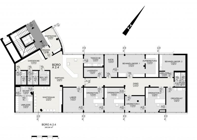 Repräsentatives Büro am Eingang zur Kremser Altstadt | Provisionsfrei /  / 3500Krems / Bild 1