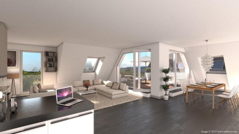 gbild -- Großzügige Dachgeschoß-Wohnung im Zentrum von Brunn am Gebirge /  / 2345Brunn am Gebirge / Bild 3