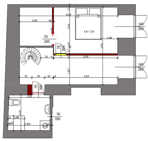jpgcnt ---- !PROVISIONSFREI! voll möblierte Wohnung im Herzen Wiens! /  / 1010Wien / Bild 4
