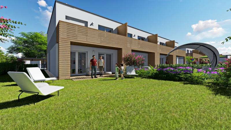 Neubau Wohnhaus in Deutsch Wagram