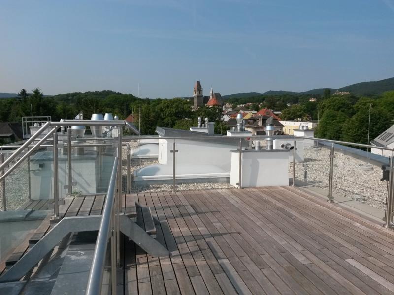Exklusive Dachterrassen-Wohnung im Zentrum von Perchtoldsdorf