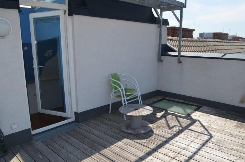 DACHGESCHOSS! TROSTSTRASSE; klimatisierte 56 m2 Dachgeschoß-Maisonette mit 20 m2 Terrassen, Wohnraum, Galerie, Extraküche, Wannenbad,