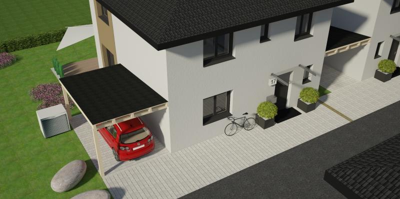 Einfamilienhaus in Ziegelmassivbauweise - U2 - Grünruhelage /  / 1220Wien / Bild 1