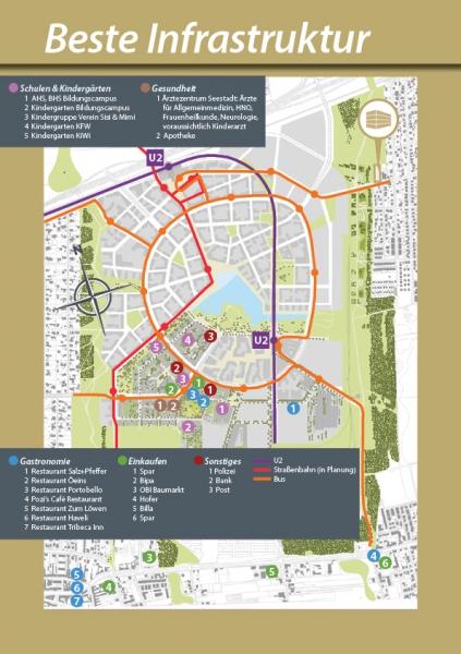Exklusive Doppelhaushälfte direkt an der U2 - Massivbauweise - Wohnbauförderung - Provisionsfrei /  / 1220Wien / Bild 6