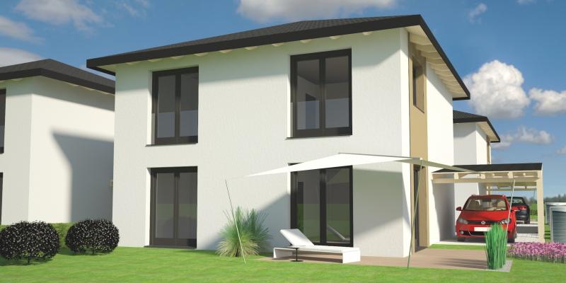 Exklusive Doppelhaushälfte direkt an der U2 - Massivbauweise - Wohnbauförderung - Provisionsfrei /  / 1220Wien / Bild 8