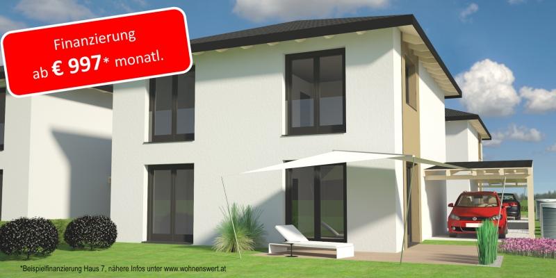 Einfamilienhaus in Ziegelmassivbauweise - U2 - Grünruhelage - Provisionsfrei
