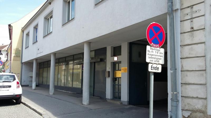 Großmietwohnung im Ortszentrum, Gestaltung nach Mieterwunsch