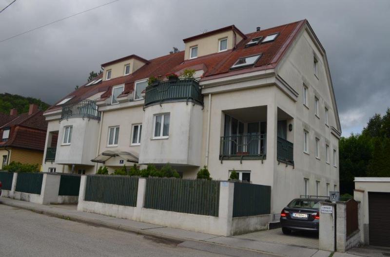 AN DER AU! sonnige 47 m2 Neubau mit ca. 30 m2 Terrasse/Eigengarten2 Zimmer, Kochnische; Wannenbad; Parketten, inkl. Tiefgaragenstellplatz , /  / 1230Wien / Bild 5