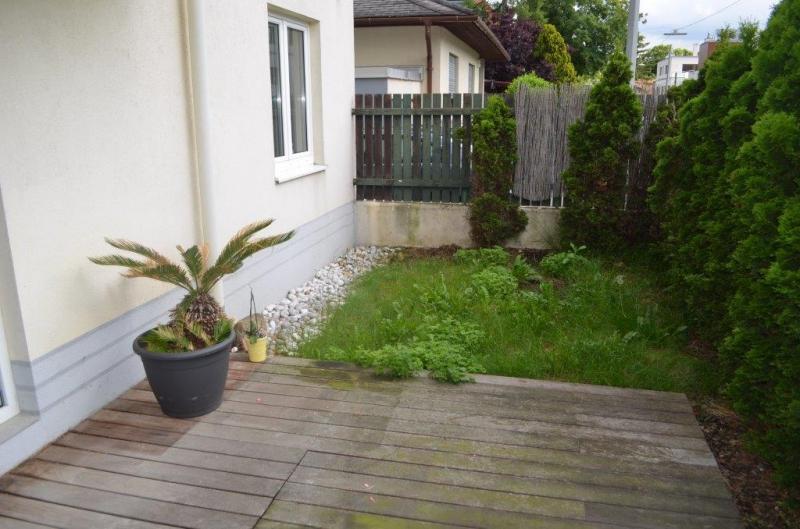 AN DER AU! sonnige 47 m2 Neubau mit ca. 30 m2 Terrasse/Eigengarten2 Zimmer, Kochnische; Wannenbad; Parketten, inkl. Tiefgaragenstellplatz , /  / 1230Wien / Bild 2