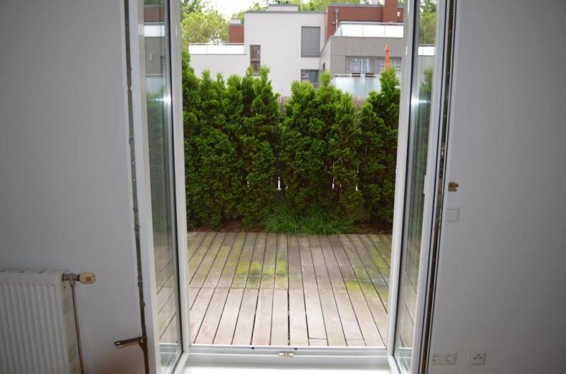 AN DER AU! sonnige 47 m2 Neubau mit ca. 30 m2 Terrasse/Eigengarten2 Zimmer, Kochnische; Wannenbad; Parketten, inkl. Tiefgaragenstellplatz , /  / 1230Wien / Bild 9