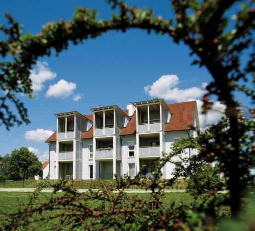 Geförderte 3-Zimmer-Wohnung mit schöner Loggia