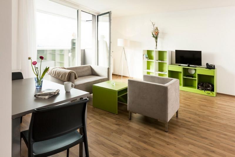 room4rent Kurzzeit-Wohnen Suite Plus