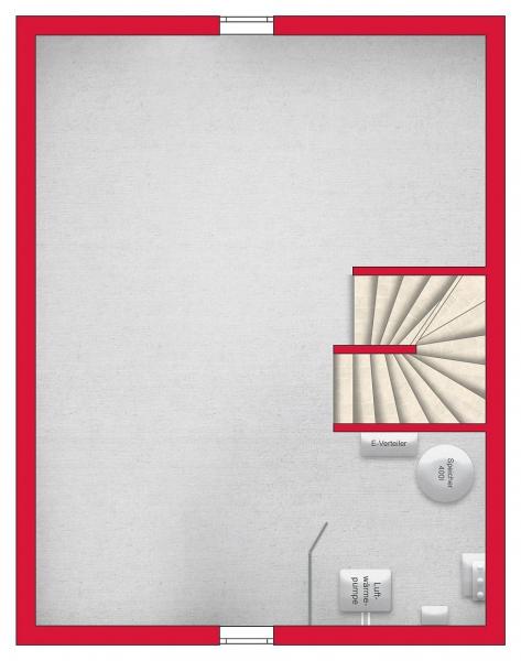 Geräumige Doppelhaushälfte, vollunterkellert mit Sonnengarten (Eigengrund) und 2 Parkplätzen. /  / 2540Bad Vöslau / Bild 5