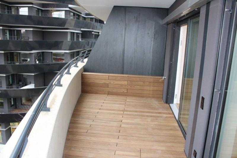 ERSTBEZUG! DIREKT AM GRÜNEN PRATER,  sonnige 48 m2 Neubau mit 12 m2 Terrasse, 2 Zimmer, Komplettküche, Wannenbad, Parketten, /  / 1020Wien / Bild 0
