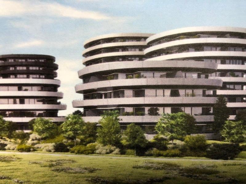 ERSTBEZUG! DIREKT AM GRÜNEN PRATER,  sonnige 48 m2 Neubau mit 12 m2 Terrasse, 2 Zimmer, Komplettküche, Wannenbad, Parketten, /  / 1020Wien / Bild 1