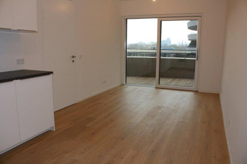ERSTBEZUG! DIREKT AM GRÜNEN PRATER,  sonnige 48 m2 Neubau mit 12 m2 Terrasse, 2 Zimmer, Komplettküche, Wannenbad, Parketten, /  / 1020Wien / Bild 4