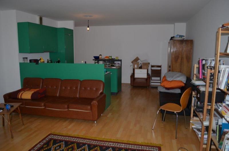 gbild -- FAVORITENSTRASSE! U1-KEPLERPLATZ-NÄHE! SONNIGE 77 m2 NEUBAU MIT 7 m2 LOGGIA, 2 Zimmer, Kochnische, Wannenbad, Parketten; Ruhelage /  / 1100Wien / Bild 3