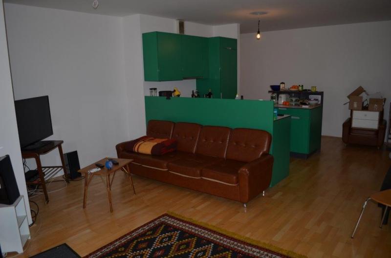 gbild -- FAVORITENSTRASSE! U1-KEPLERPLATZ-NÄHE! SONNIGE 77 m2 NEUBAU MIT 7 m2 LOGGIA, 2 Zimmer, Kochnische, Wannenbad, Parketten; Ruhelage /  / 1100Wien / Bild 4