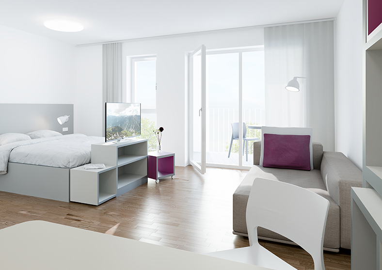 gbild -- room4rent Kurzzeit-Wohnen Suite /  / 1020Wien / Bild 1
